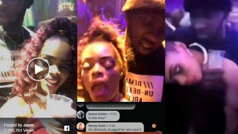 Transmitió en vivo por Facebook cómo  abusaban de ella