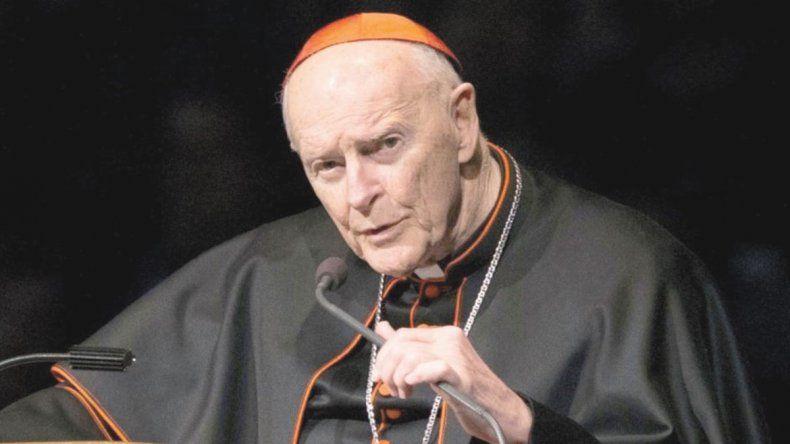 El Papa expulsa a un ex cardenal por abuso de menores