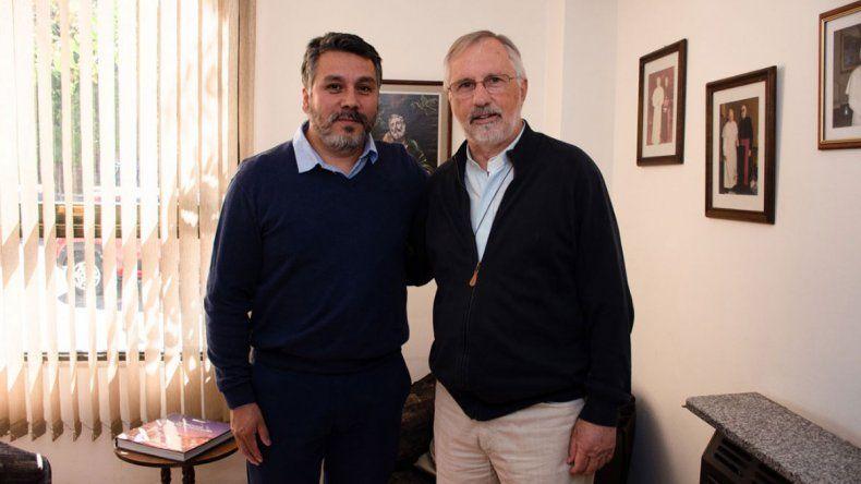 Acuerdan acciones conjuntas entre la Muni y el Obispado