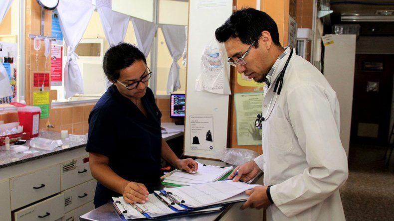 Arrancó la Semana del Residente en los hospitales
