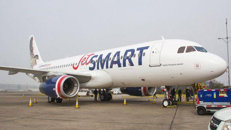 JetSmart anunció la conexión aérea Rosario-Neuquén