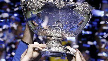 la nueva copa davis se sortea hoy en madrid