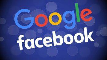 google y facebook, los gigantes de internet, en guerra con europa