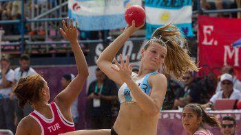 bonomi sera la abanderada en los juegos sudamericanos