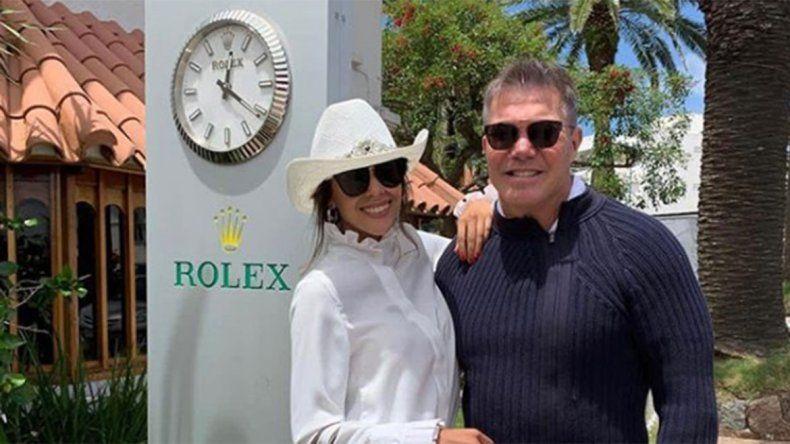 Fernando Burlando fingió tener un infarto para pedirle casamiento a Barby Franco