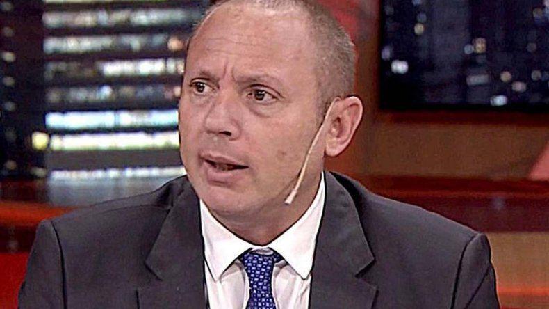 Detienen a DAlessio,  acusado de pedir coimas para el fiscal Stornelli
