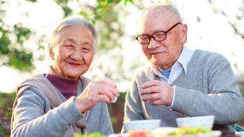 el gran secreto de los japoneses  para vivir mas de 100 anos