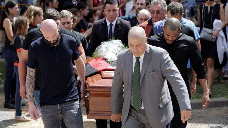 Le dieron el último adiós a Emiliano Sala en su pueblo natal
