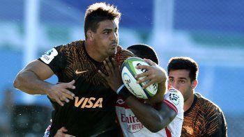 super rugby: los jaguares cayeron ante lions en velez