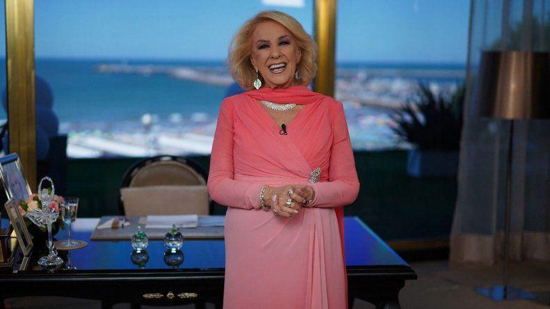 ¿Miedo?: Mirtha regresa a la TV con nuevo horario, para evitar a Andy Kusnetzoff