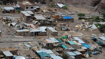 peru: hay 39 muertos por las intensas lluvias