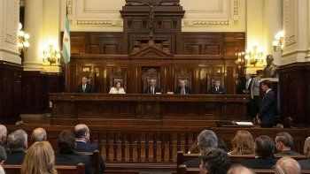la corte fallo contra el estado