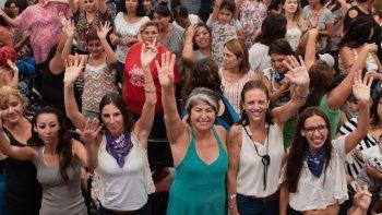 lamarca: voy a ser la primera mujer gobernadora de neuquen
