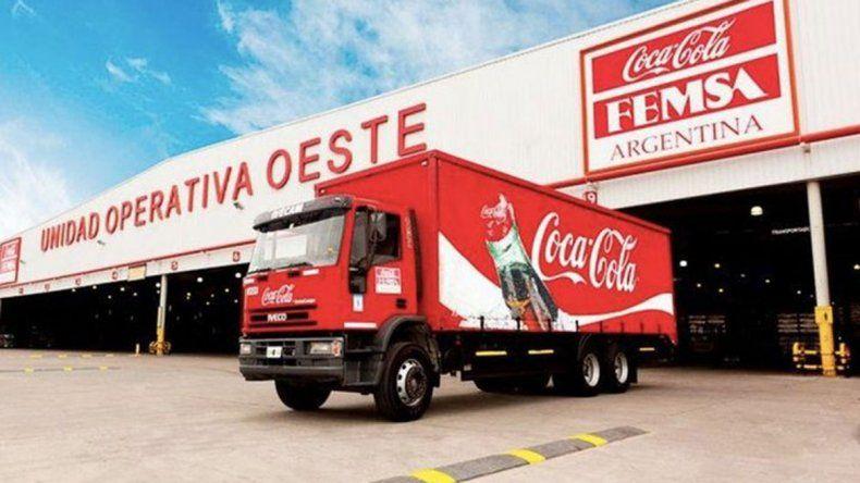Por baja del consumo, embotelladora de Coca Cola pidió procedimiento preventivo de crisis