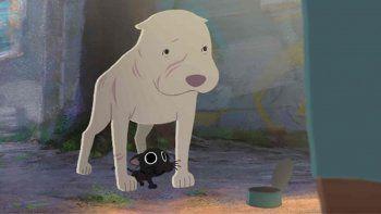 kitbull, el nuevo corto de pixar que emociona a internet