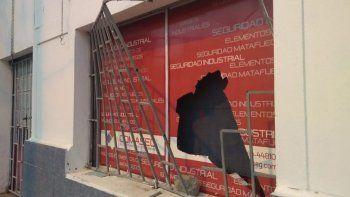 inseguridad en centro oeste: atacaron otros dos comercios