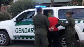 gendarmeria detuvo a un chileno buscado en francia