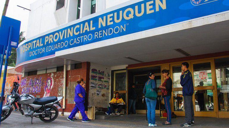 Denuncian falencias en la atención de PAMI en ortopedia del Castro Rendón