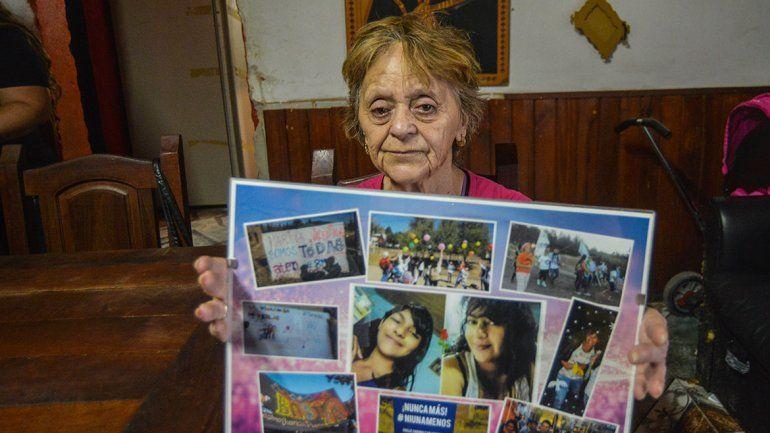 Habló la mamá de Carina: Todavía no hay justicia