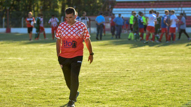 Tras la mala inclusión, Murúa dejó de ser el DT de Independiente