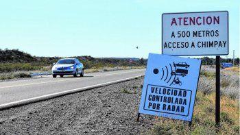 denuncian cobro indebido de multas con radares