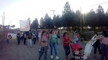 El pueblo de Las Ovejas salió a las calles para recordarlas, a un año del trágico hecho.
