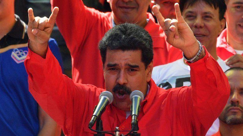 Iban a traicionar a Maduro pero apagaron el celular