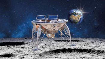 israel lanzo su primera mision con destino lunar