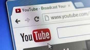 youtube borro mas de 400 canales con pedofilia encubierta