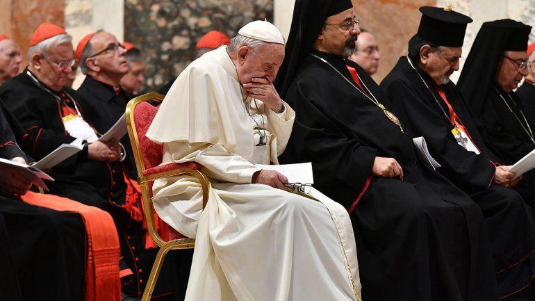 El Papa prometió que no se encubrirán los abusos