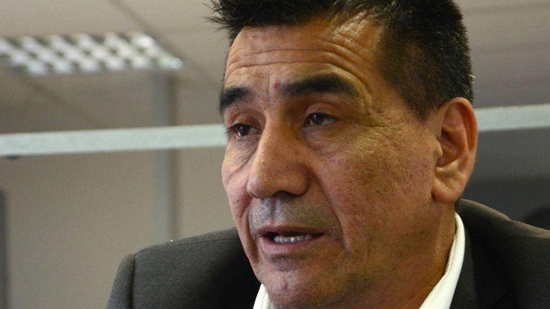 Rioseco salió a cruzar la estrategia de corte de Pereyra en el MPN