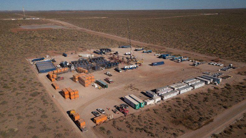 Vista puso en producción sus primeros pozos de shale oil