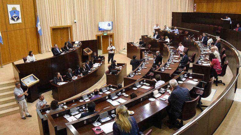 El discurso en la Legislatura será el 21