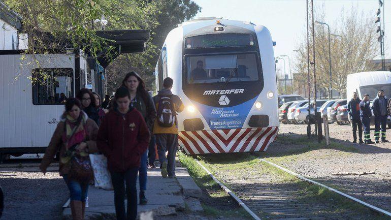El Tren del Valle transportó a un millón de pasajeros
