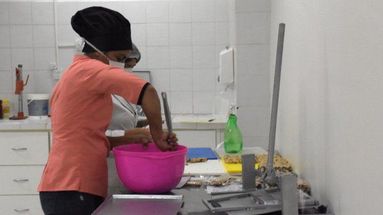 En apoyo a los emprendedores, el Deliberante compra alimentos saludables