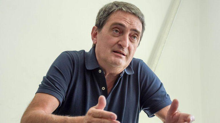 Alejandro Vidal tras su expulsión de la UCR: Somos más radicales que Quiroga