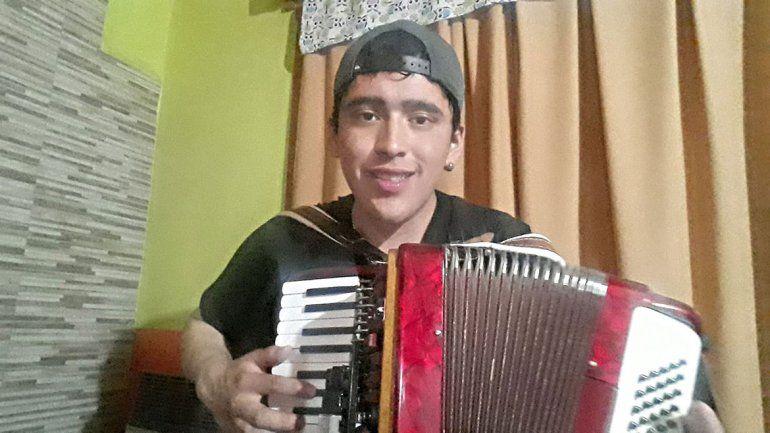 Tomás Vázquez era un conocido músico de la cordillera neuquina.