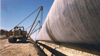 nacion licitara en octubre el gasoducto de vaca muerta