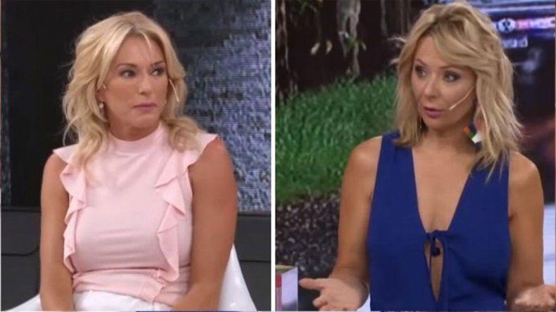 Yanina vs. Evelyn por el caso de Natacha: Me traicionó al aire