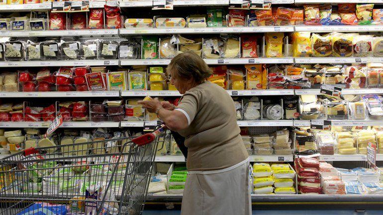 Hay alimentos que cuestan 100% más según el súper