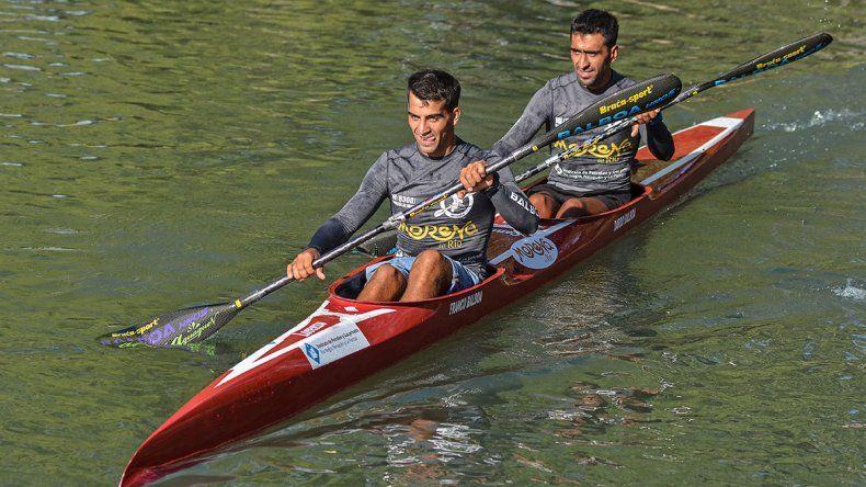 Los hermanos neuquinos lograron la clasificación en el selectivo de Entre Ríos.