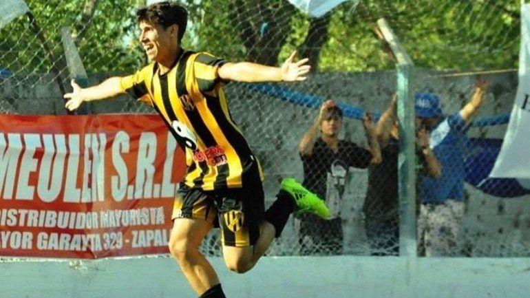 Morales viene de anotar los dos goles del triunfo ante Rincón.