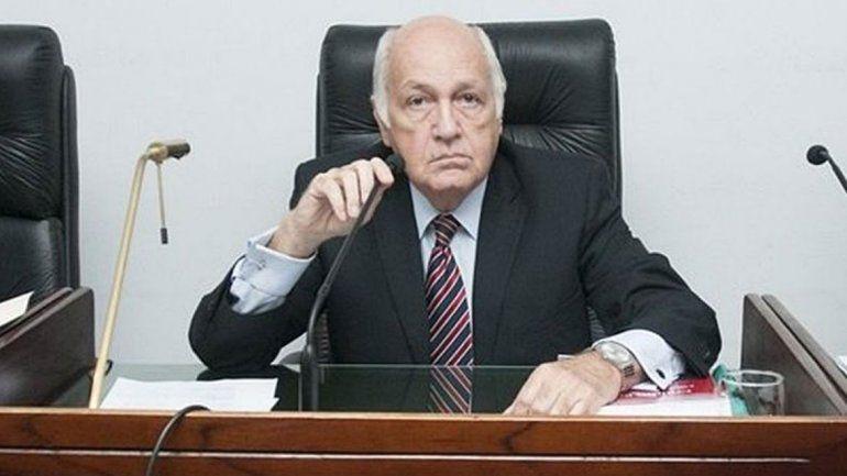 Murió Jorge Tassara, uno de los jueces que tenía que juzgar a CFK