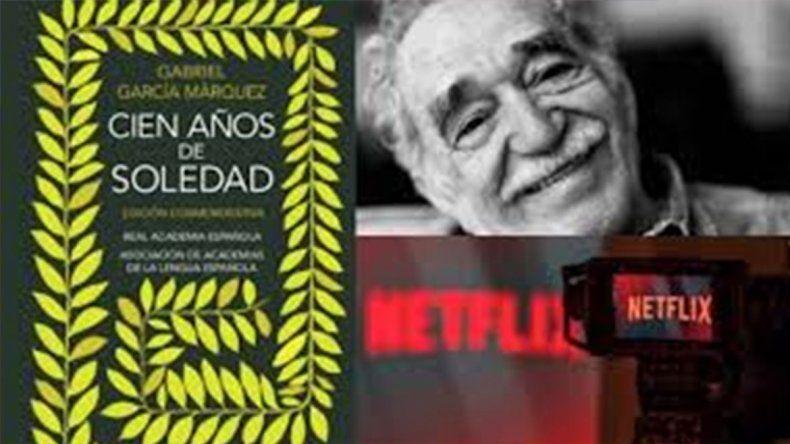 Gabriel García Márquez llega a netflix con la serie de Cien años de soledad