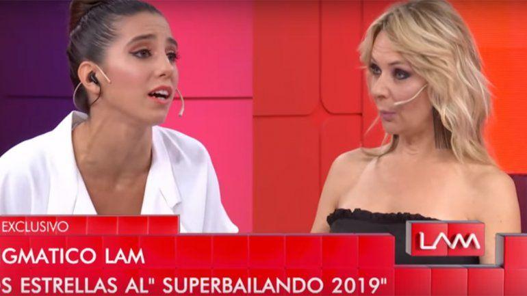 Mirá la terrible pelea en vivo de Cinthia Fernández y Evelyn Von Brocke