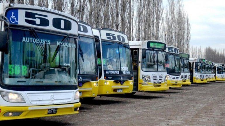 Por el paro, el Municipio multará a Autobuses Neuquén