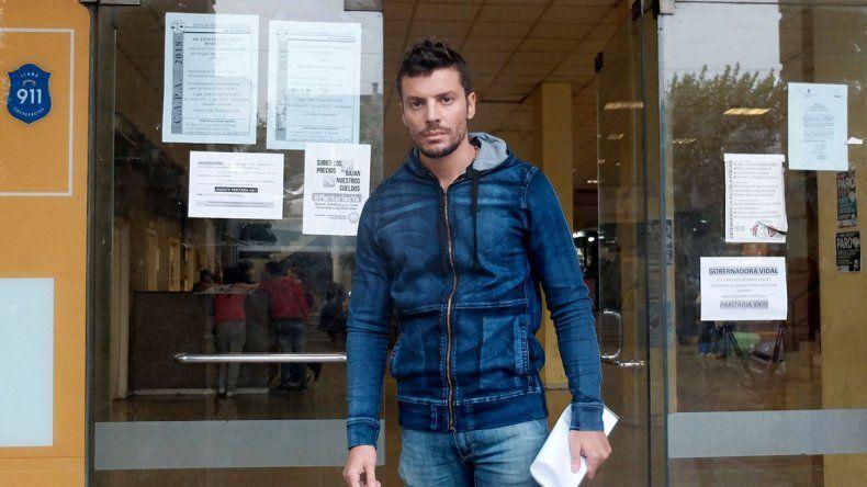 Ulises Jaitt mandó al frente a Luciano Castro y reveló a quién le mandó las fotos hot