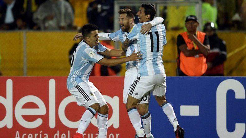 Hoy sale la lista con la vuelta de Messi y Acuña entre los citados