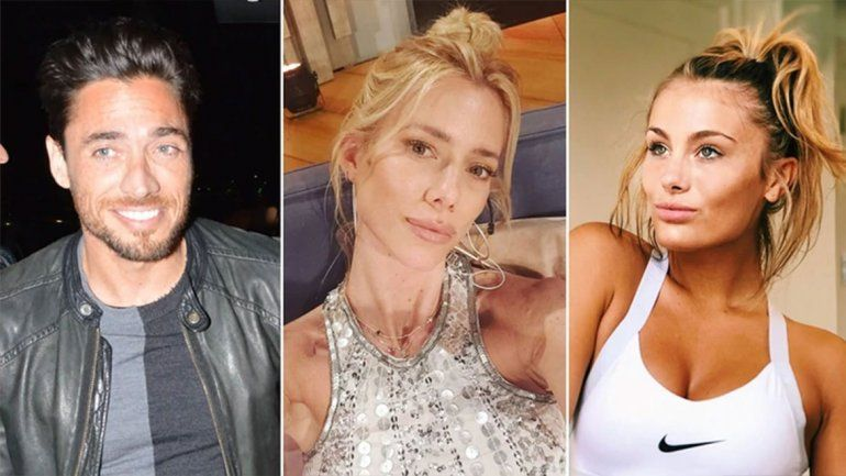 Matías Tasín habló de la ruptura con Nicole y de su encuentro con la novia de Luismi