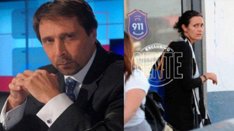 Federica fue a la comisaría a ver a su hijo y Feinmann no tuvo piedad